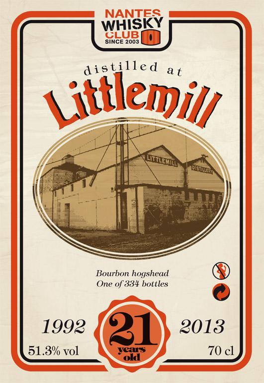 Etiquette littlemill